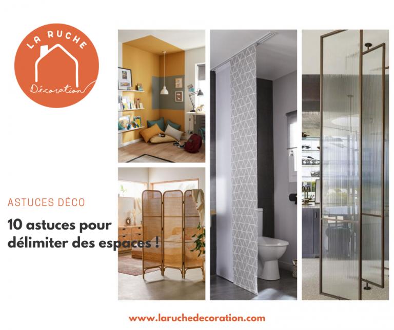 10 astuces pour délimiter des espaces facilement et avec style !