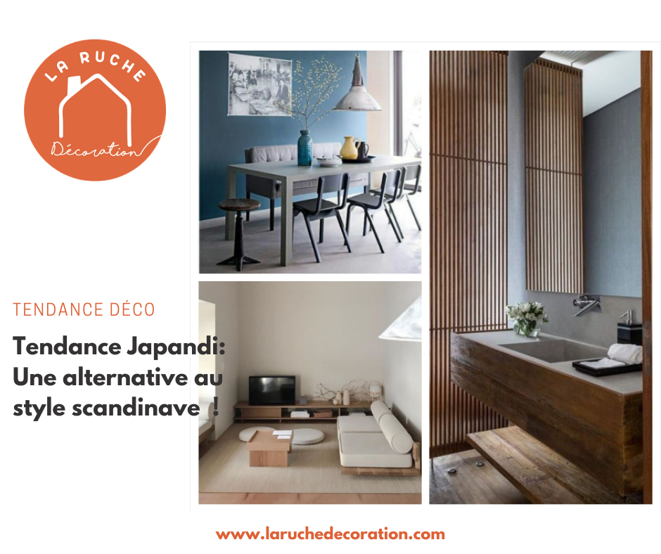 Japandi : une tendance alternative à la décoration Scandinave !
