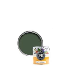 peinture vert foncé